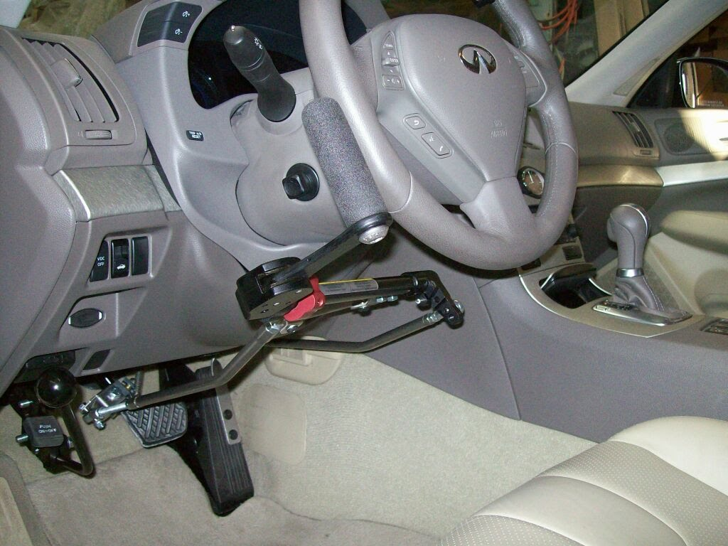 Hand Controls For Cars >> Vehicle Hand Controls in San Diego - Automotive Hand Controls