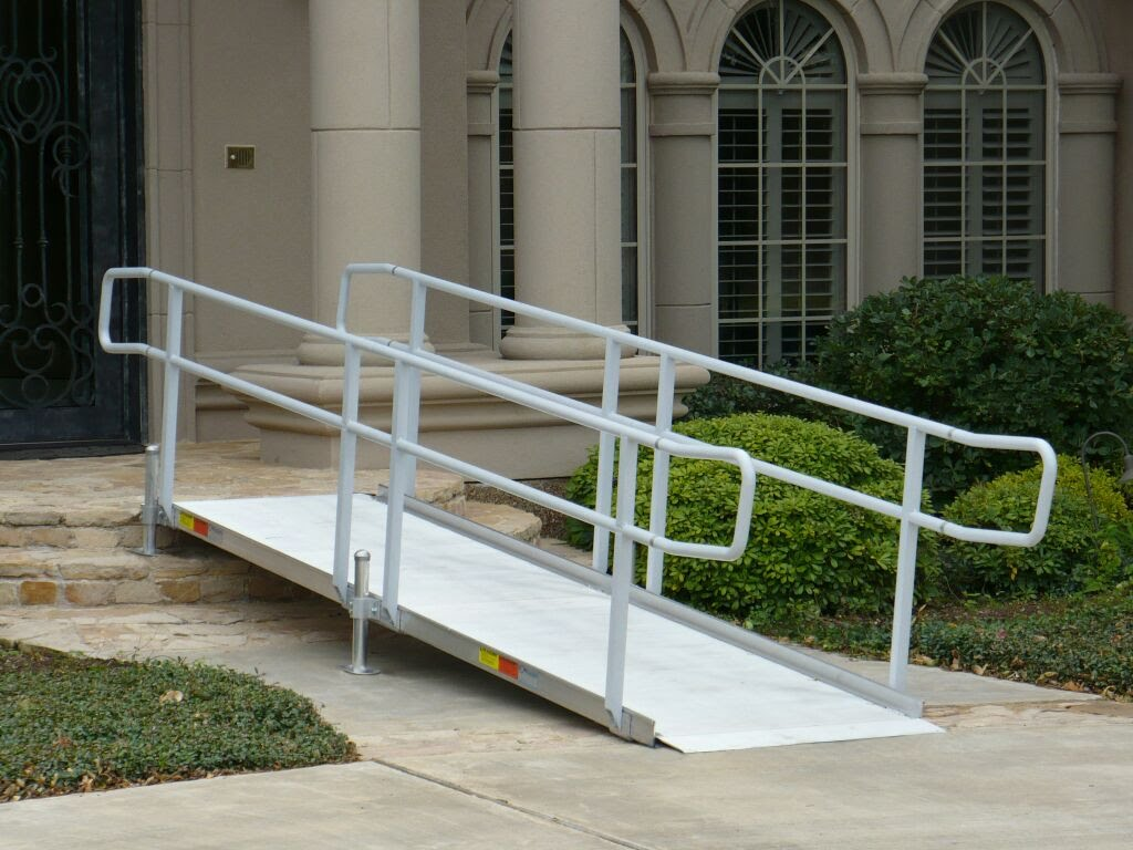 Wheelchair Ramps in San Diego - Handicap Ramps - Wheelchair Ramps