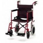 Nova LW Transport Chair w brakes 330