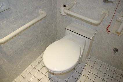 Installing Grab Rails In A Bathroom Is An Easy And Economical Way To Add  Safety In A Troublesome Area Of The Home.