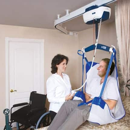 Patient Lifts In San Diego Overhead Patient Lift Home