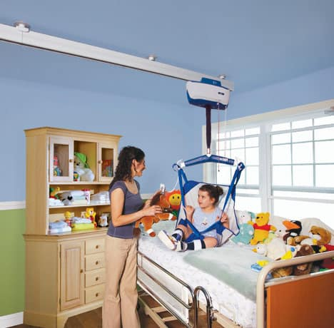 - Ceiling Lifts San Diego - Overhead Ceiling Lift - Home Ceiling Lift