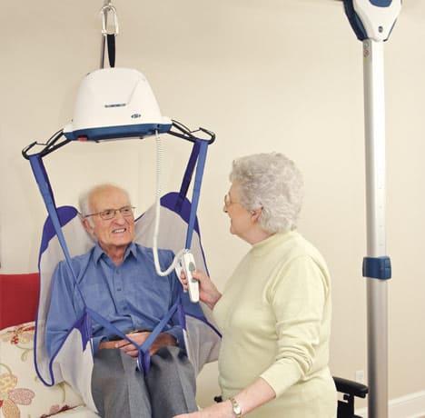 Fall Reduction for Seniors