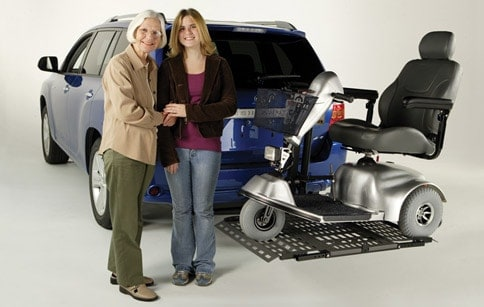 Vehicle Accessories and The Older Driver