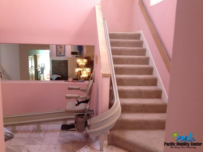 Benefits and Options of the Bruno Elite Stair Lift