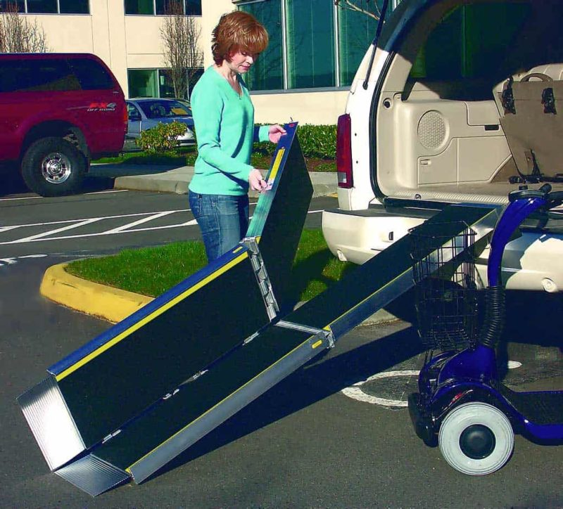 When to Consider Portable Mobility Ramps