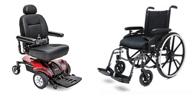 Consider your lifestyle before purchasing a wheelchair or mobility scooter